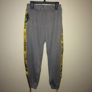Small Off-White Sweatpants